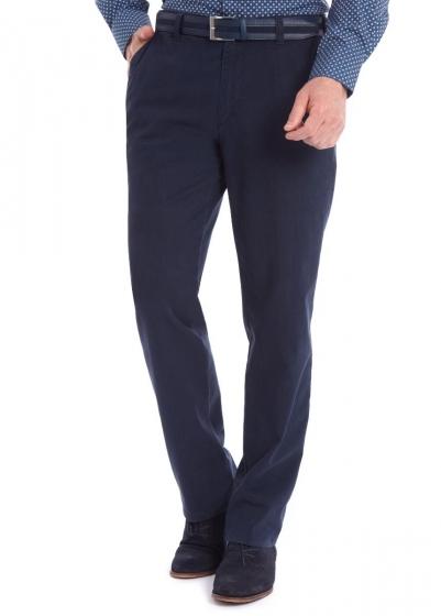 Pantaloni bărbați Meyer Monza 6455 Albastru