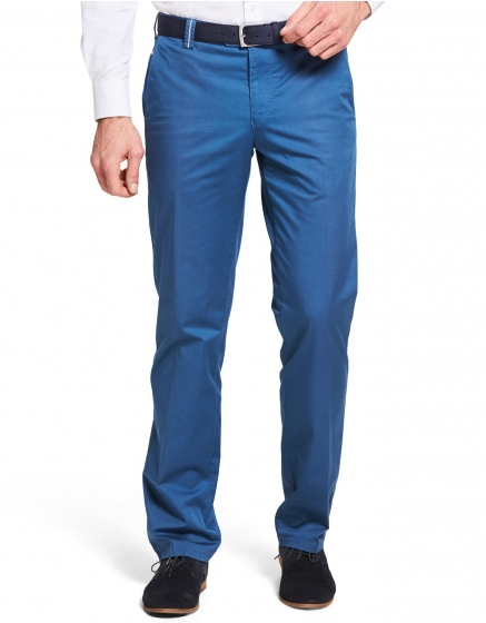 Pantaloni Bărbați Meyer Bonn 5420 Albastru electric