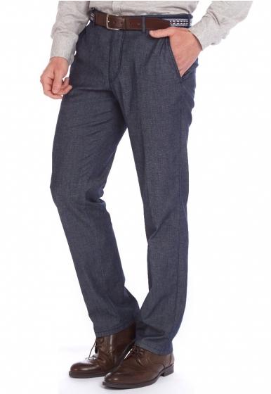 Pantaloni bărbați W. Wegener Eton 5687 Albastru