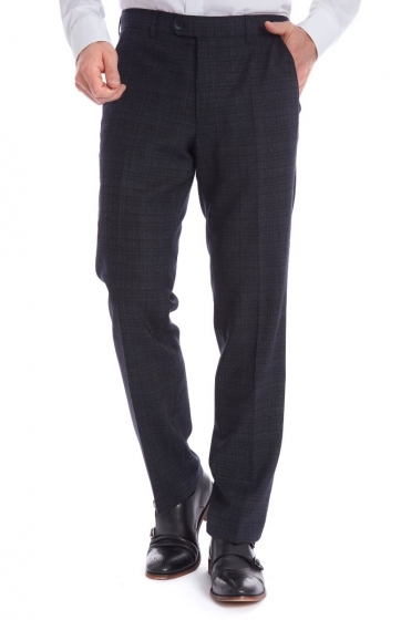 Pantaloni Barbati Meyer Bonn 6373 Albastru