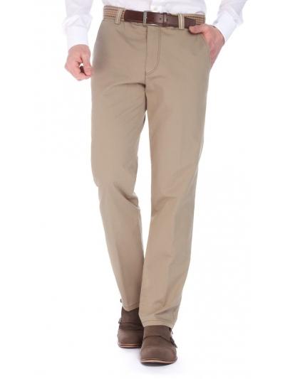 Pantaloni Bărbați Meyer Bonn 5420 Maro