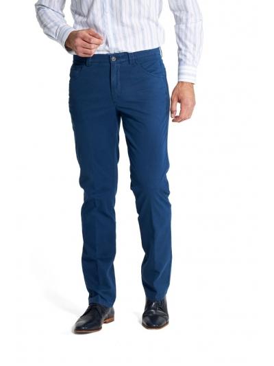 Pantaloni bărbați Meyer Dublin 5431 Albastru