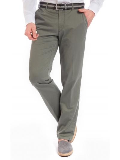 Pantaloni Bărbați W. Wegener Eton 5514 Verde