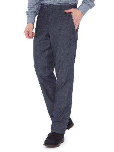 Pantaloni Bărbați Meyer Bonn 5685 Bleumarin