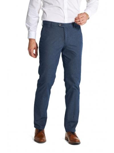 Pantaloni Bărbați W. Wegener Eton 5686 Albastru
