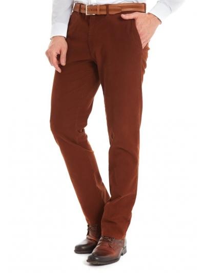 Pantaloni bărbați W. Wegener Rover 6518 Roșu cărămiziu