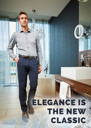 Elegance is the new classic
