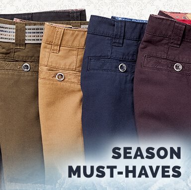 Season Must - Haves